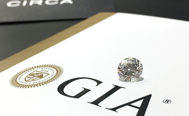 GIA Report Diamond